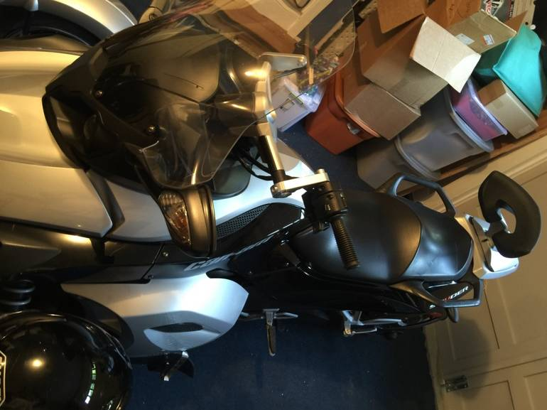2008 Can-Am Spyder GS SE5, motorcycle listing