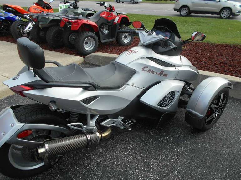 2008 Can-Am Spyder GS (SM5), motorcycle listing