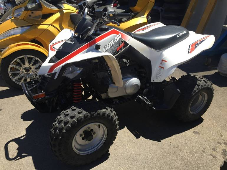 2009 Can-Am DS 250, motorcycle listing
