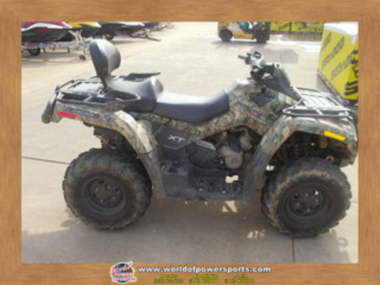 2009 Can Am LANDER 650, motorcycle listing