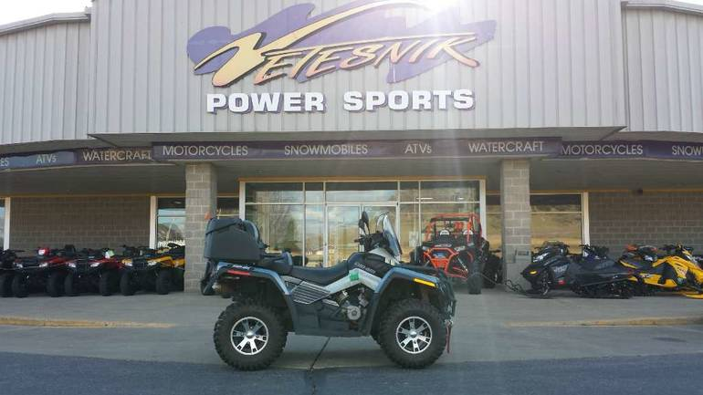 2009 Can-Am Outlander MAX 800R EFI LTD, motorcycle listing