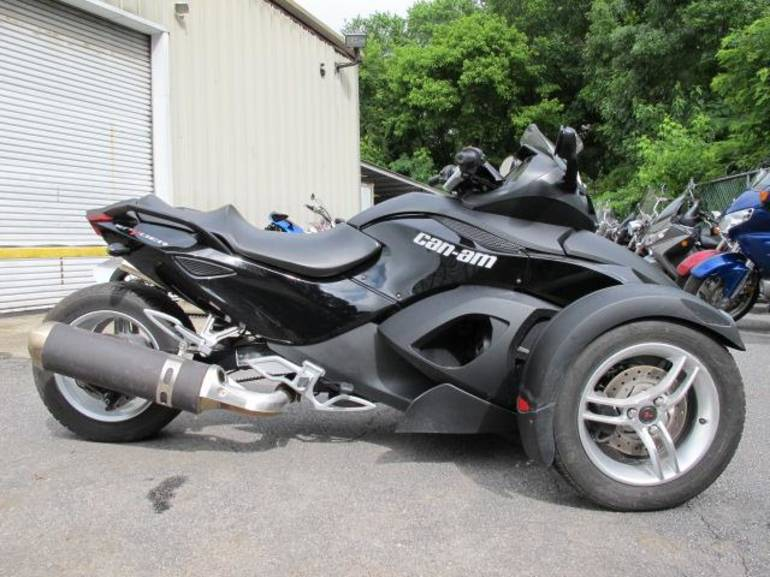 2009 Can-Am SPYDER GS SM5, motorcycle listing