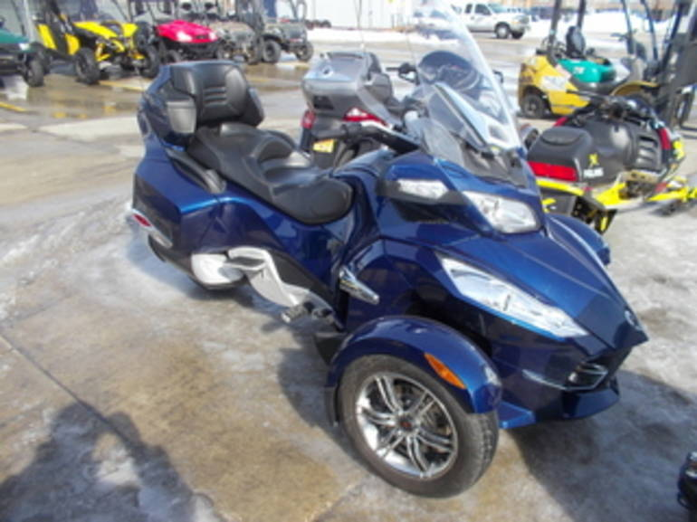 2010 Can Am RTSM5, motorcycle listing