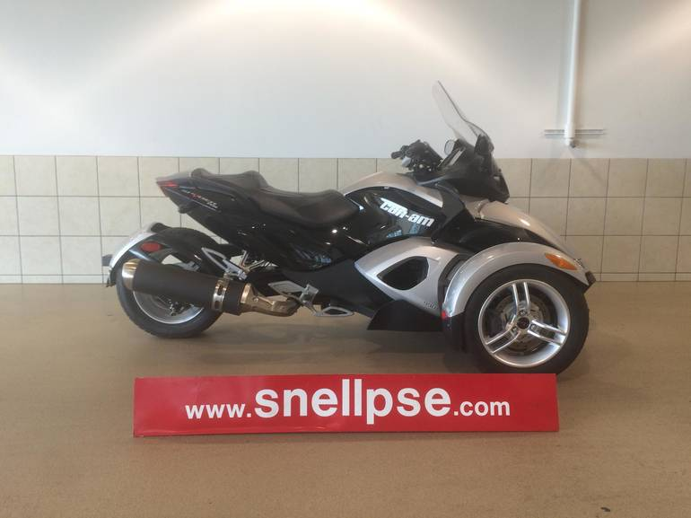 2010 Can-Am SPYDER RS SM5 EUR, motorcycle listing