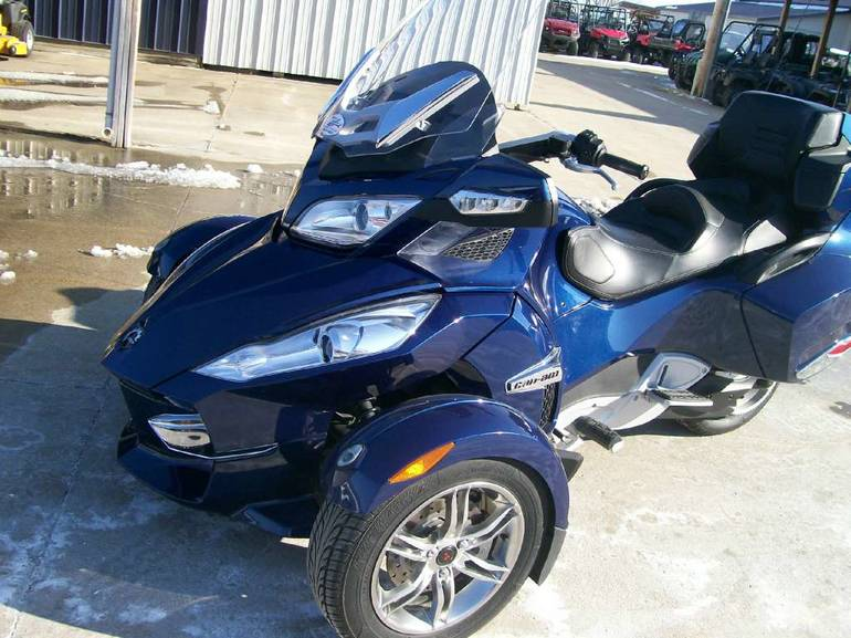 2010 Can-Am SPYDER RT, motorcycle listing