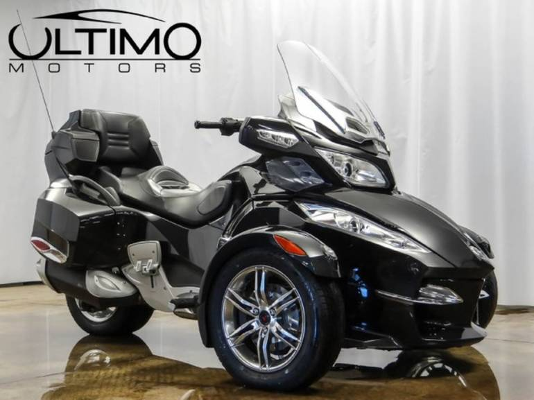 2010 Can Am SPYDER, motorcycle listing