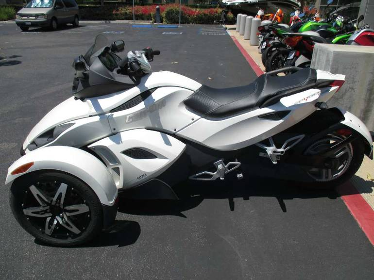 2010 Can-Am Spyder RS-S SE5, motorcycle listing