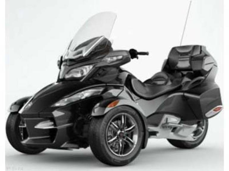 2010 Can-Am Spyder RT-S SM5, motorcycle listing