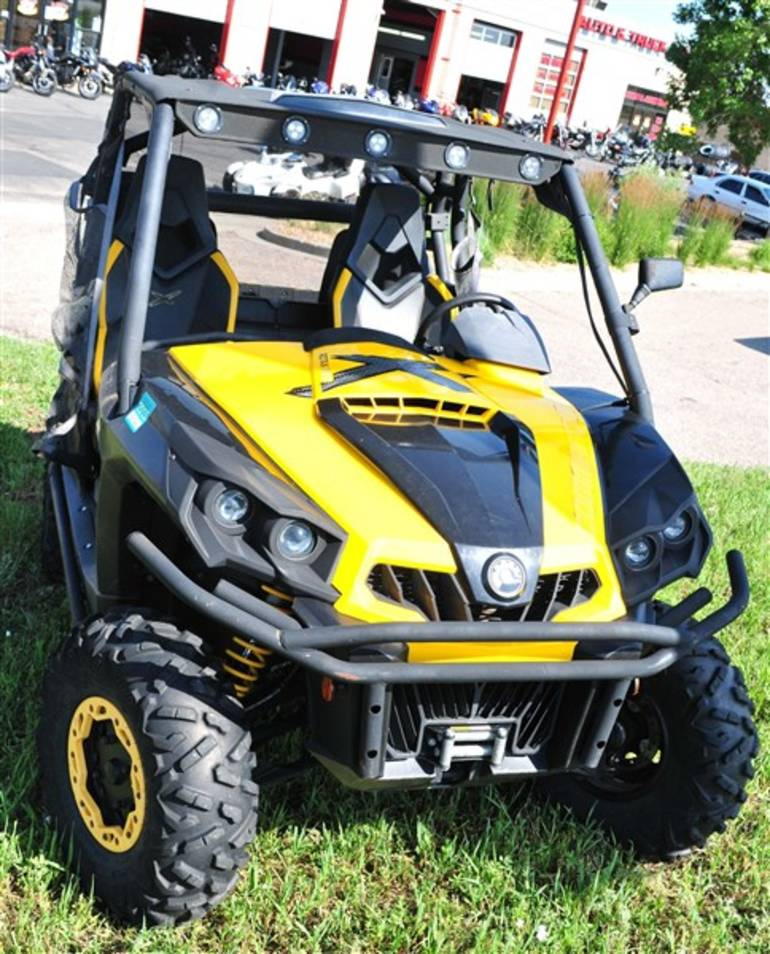 2011 Can-Am Commander - 1000 XT 1000 XT, motorcycle listing