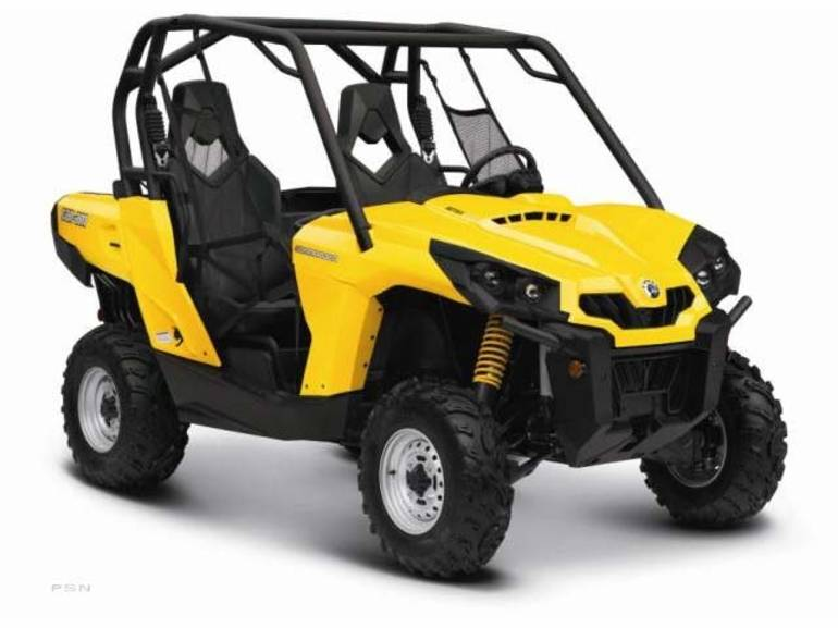 2011 Can-Am Commander 1000, motorcycle listing
