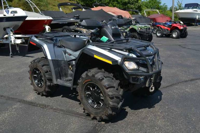 2011 Can-Am Outlander 650, motorcycle listing