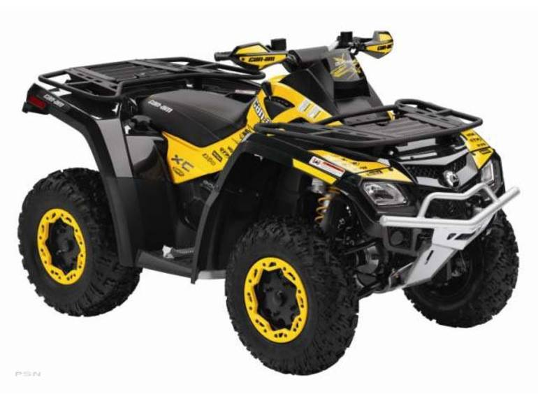 2011 Can-Am Outlander 800R EFI X xc, motorcycle listing
