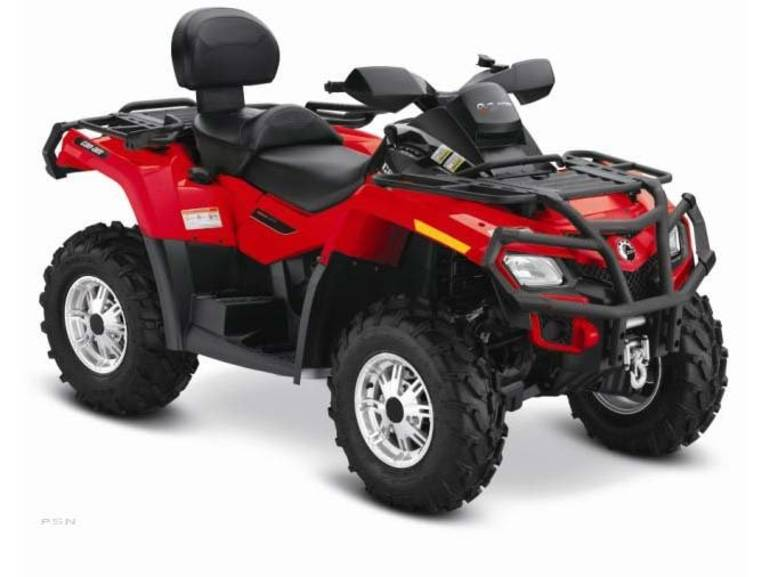 2011 Can-Am Outlander MAX 650 EFI XT, motorcycle listing