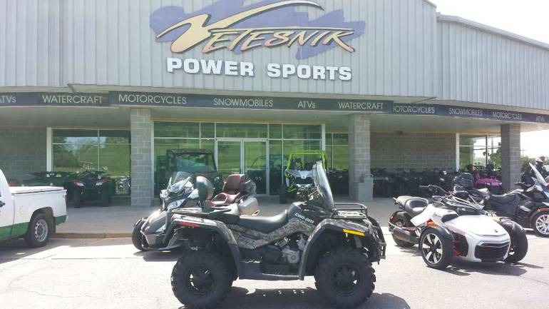 2011 Can-Am Outlander MAX 800R EFI XT, motorcycle listing