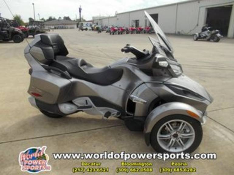 2011 Can Am RT SE5, motorcycle listing