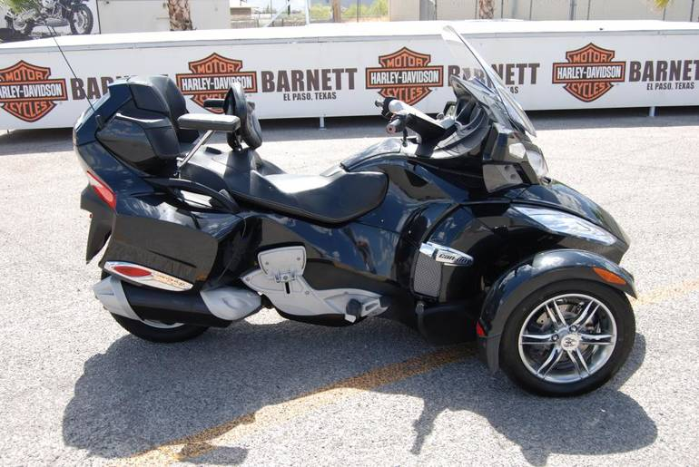 2011 Can-Am RTS-SE5, motorcycle listing