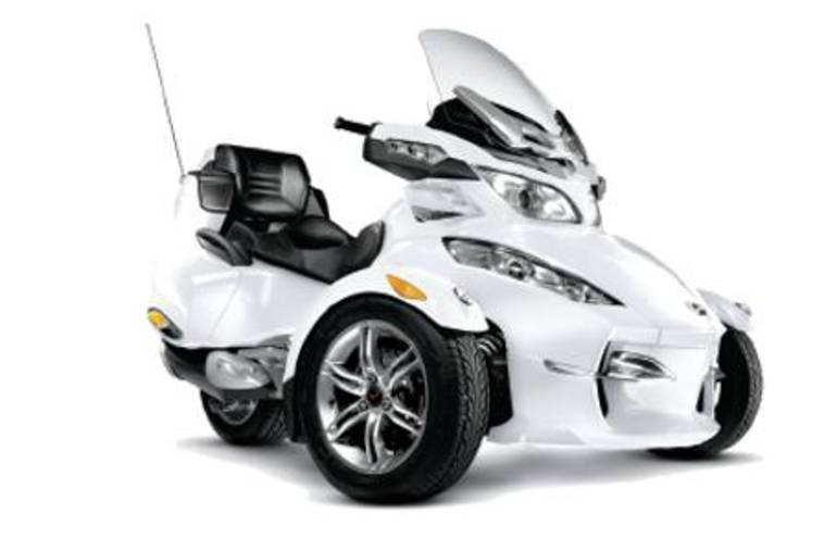 2011 Can-Am SPYDER RT LIMITED, motorcycle listing