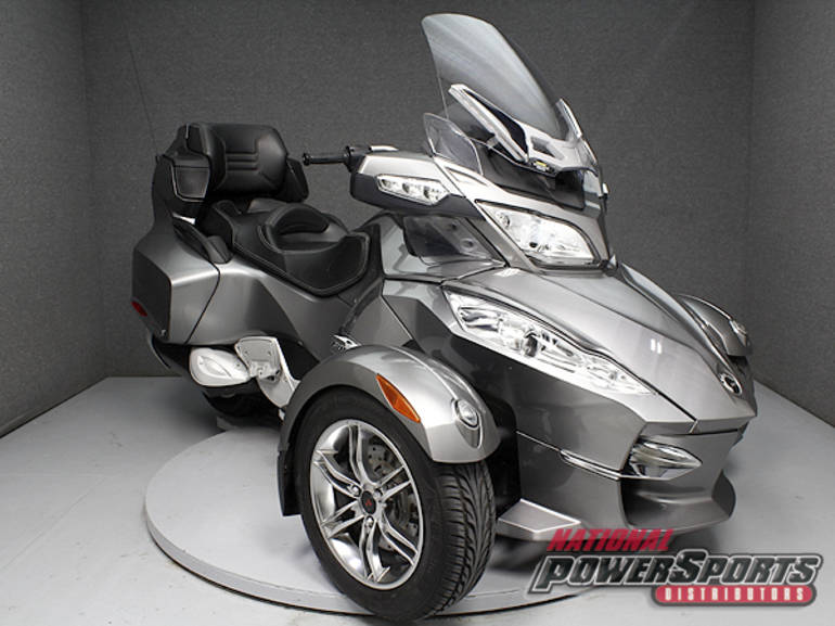 2011 Can Am SPYDER RT-S SM5, motorcycle listing