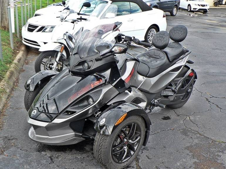 2011 Can-Am Spyder RS-S, motorcycle listing