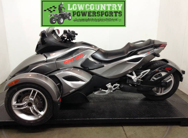 2011 Can-Am Spyder RS SM5, motorcycle listing