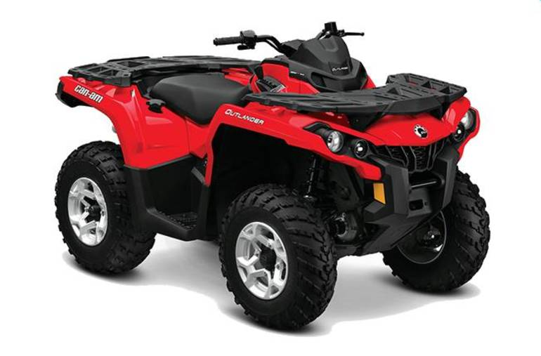 2012 Can-Am 5LCA, motorcycle listing