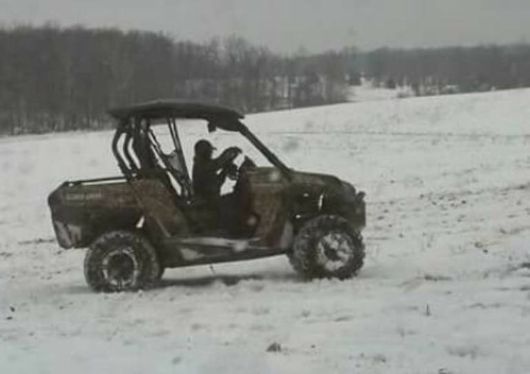 2012 Can-Am Commander 1000, motorcycle listing