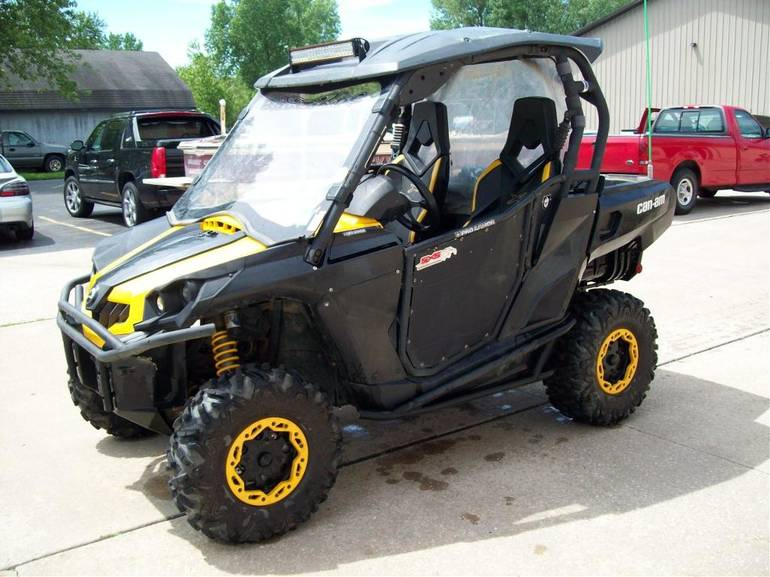 2012 Can-Am Commander X  1000, motorcycle listing