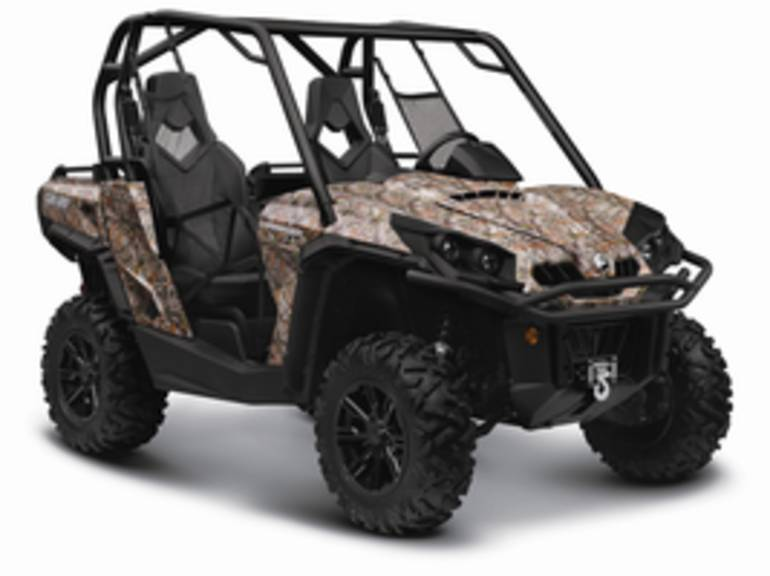 2012 Can-Am Commander XT 1000, motorcycle listing