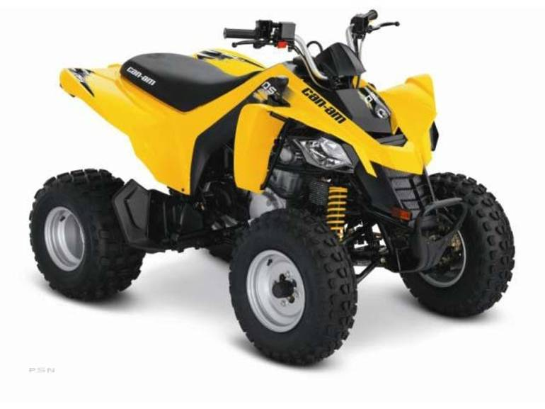 2012 Can-Am DS 250, motorcycle listing
