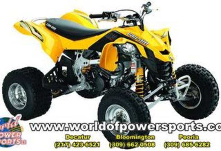 2012 Can Am DS 450, motorcycle listing