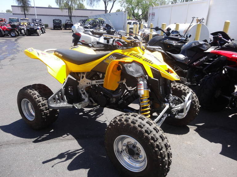 2012 Can-Am DS 450, motorcycle listing