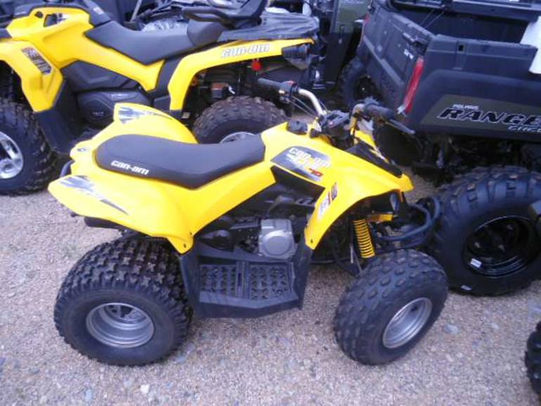 2012 Can-Am DS 70, motorcycle listing