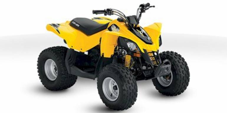 2012 Can-Am DS 90, motorcycle listing