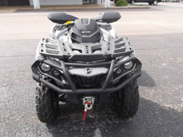 2012 Can Am OUTLANDER, motorcycle listing