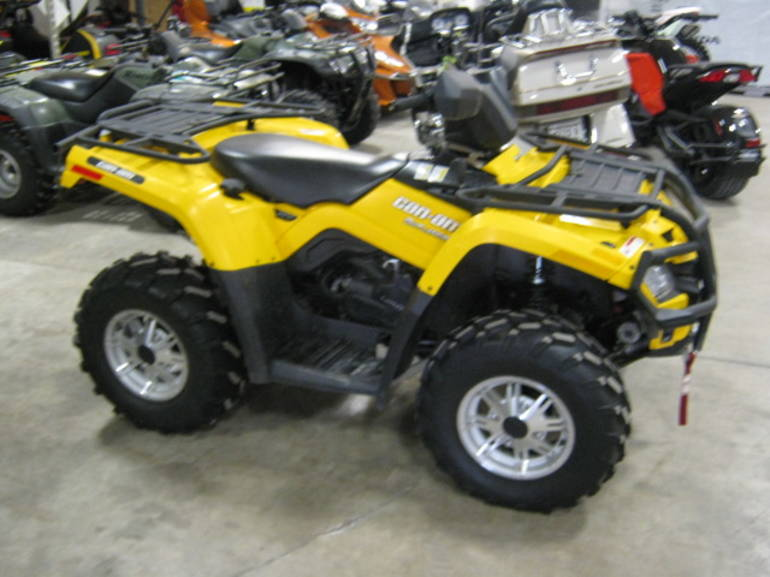 2012 Can-Am OUTLANDER XT 400, motorcycle listing