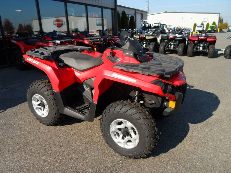 2012 Can-Am Outlander 1000, motorcycle listing