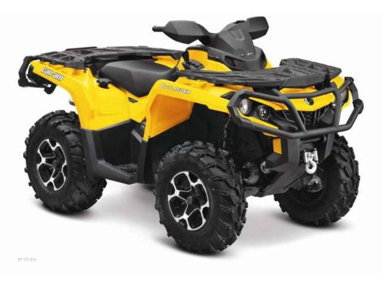 2012 Can-Am Outlander 800R EFI XT, motorcycle listing