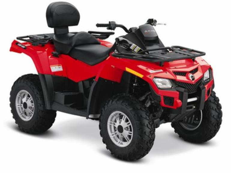 2012 Can-Am Outlander MAX 500, motorcycle listing