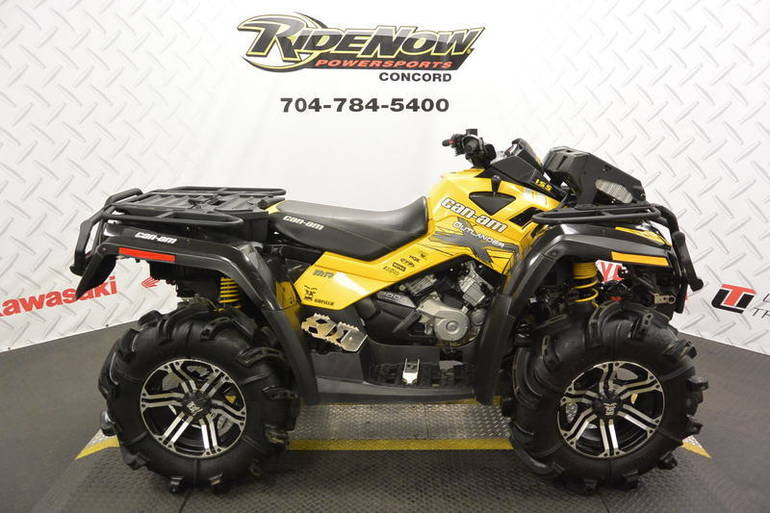 2012 Can-Am Outlander X mr 800R, motorcycle listing