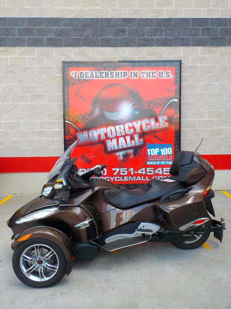 2012 Can-Am RT Limited SE5, motorcycle listing