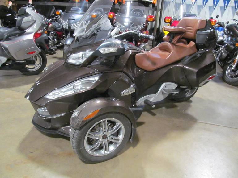 2012 Can-Am SPYDER RT LIMITED 99, motorcycle listing
