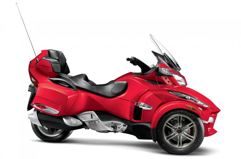 2012 Can-Am SPYDER RT-S, motorcycle listing