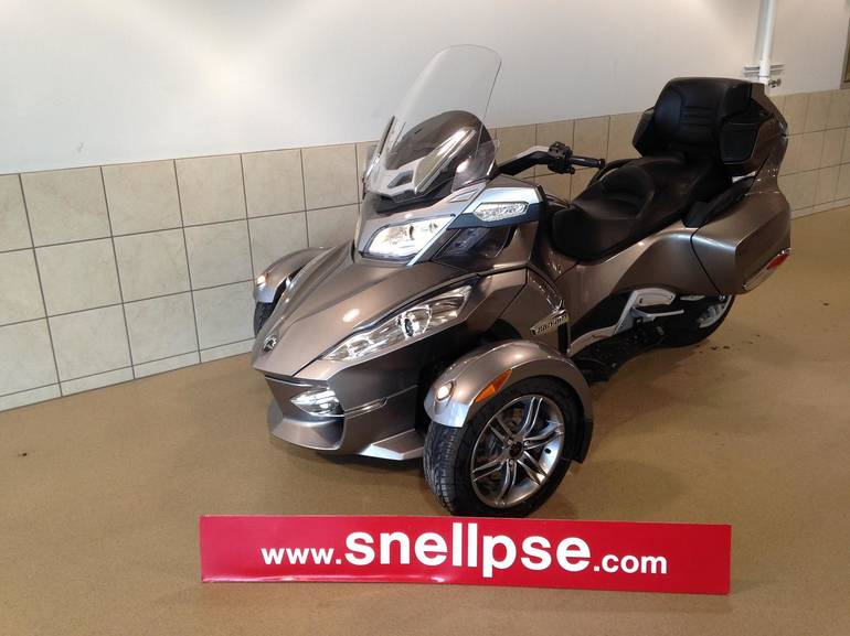 2012 Can-Am SPYDER RT, motorcycle listing