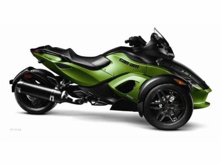 2012 Can-Am Spyder™ RS-S SE5, motorcycle listing