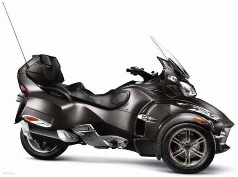 2012 Can-Am Spyder™ RT-S SE5, motorcycle listing