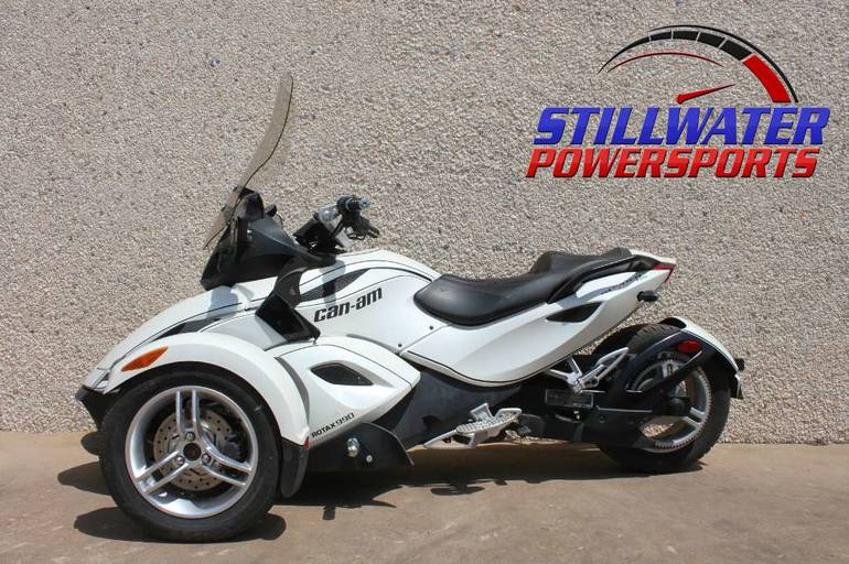 2012 Can-Am Spyder RS SE5, motorcycle listing