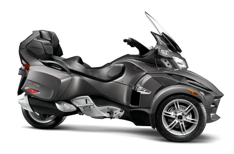 2012 Can-Am Spyder RT - SM5 Ref# 000737, motorcycle listing