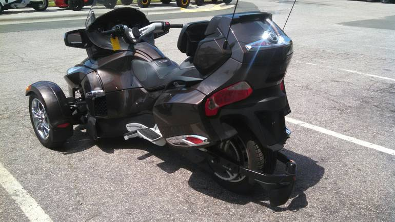 2012 Can-Am Spyder RT Limited - SE5, motorcycle listing