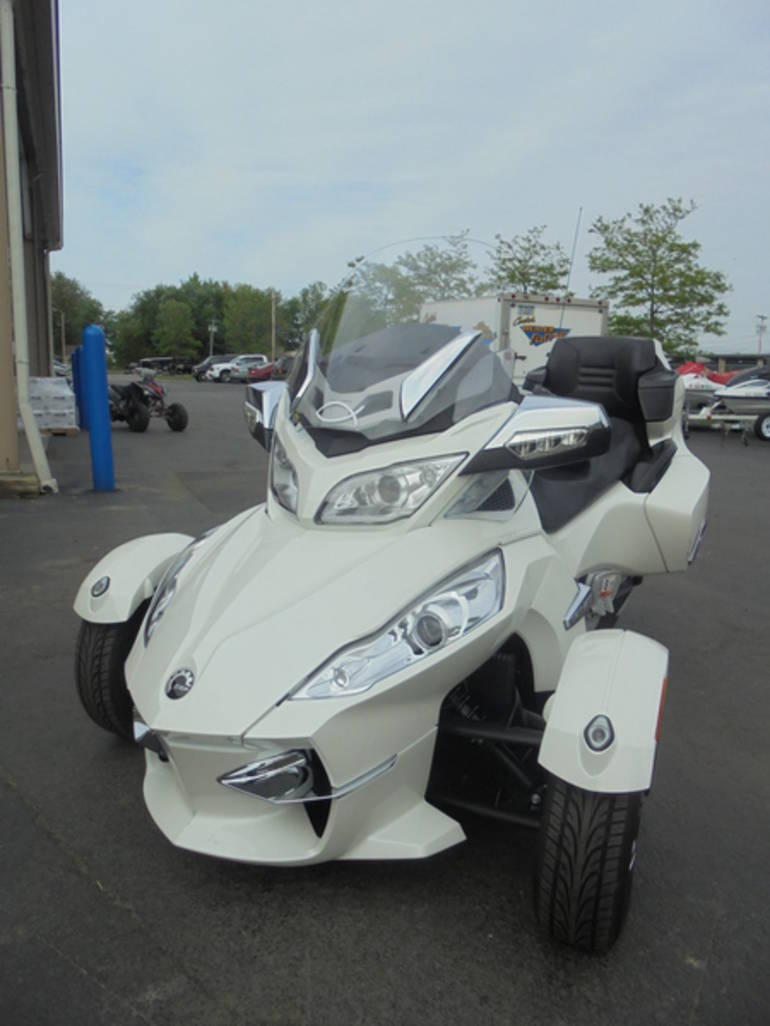 2012 Can-Am Spyder RT Limited SE5, motorcycle listing