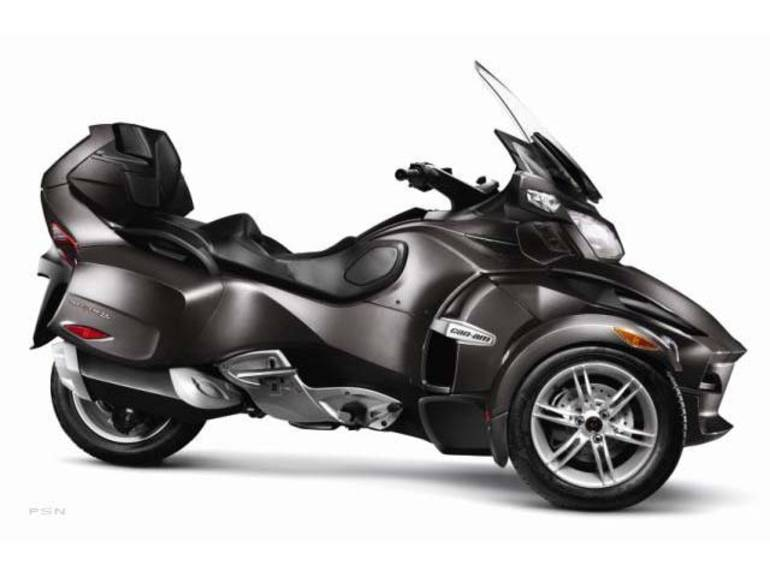 2012 Can-Am Spyder RT SM5, motorcycle listing